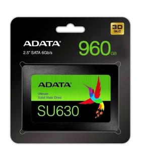 Unidad De Estado Solido Adata De 960GB 2.5 SATA 6Gb/s - ASU630SS-960GQ-R