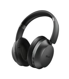 Audífonos Trust Over-ear Bluetooth Negros - 23550