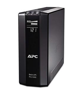 Back-UPS Pro con ahorro de energía de APC 1000 - BR1000G