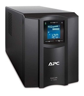Smart-UPS C de APC, 1500 VA, con pantalla LCD, 120 V - SMC1500