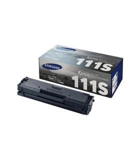 Cartucho de tóner Samsung MLT-D111S negro - SU815A