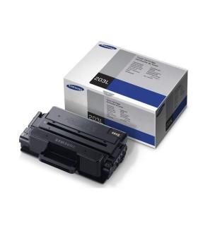 Cartucho de tóner Samsung MLT-D203L de alta capacidad negro - SU902A