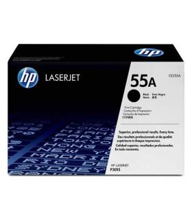 Tóner negro HP 55A LaserJet - CE255A
