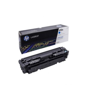 Tóner original LaserJet HP 410A cian - CF411A