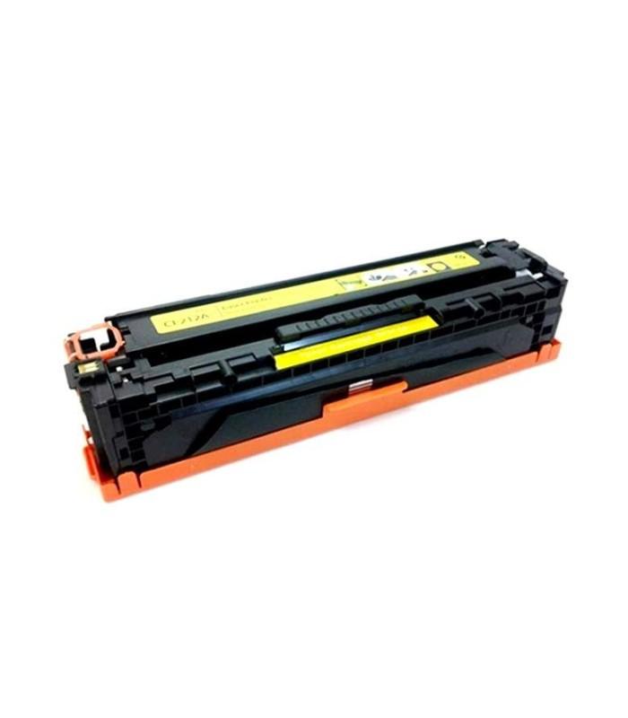 Tóner amarillo HP 131A LaserJet - CF212A