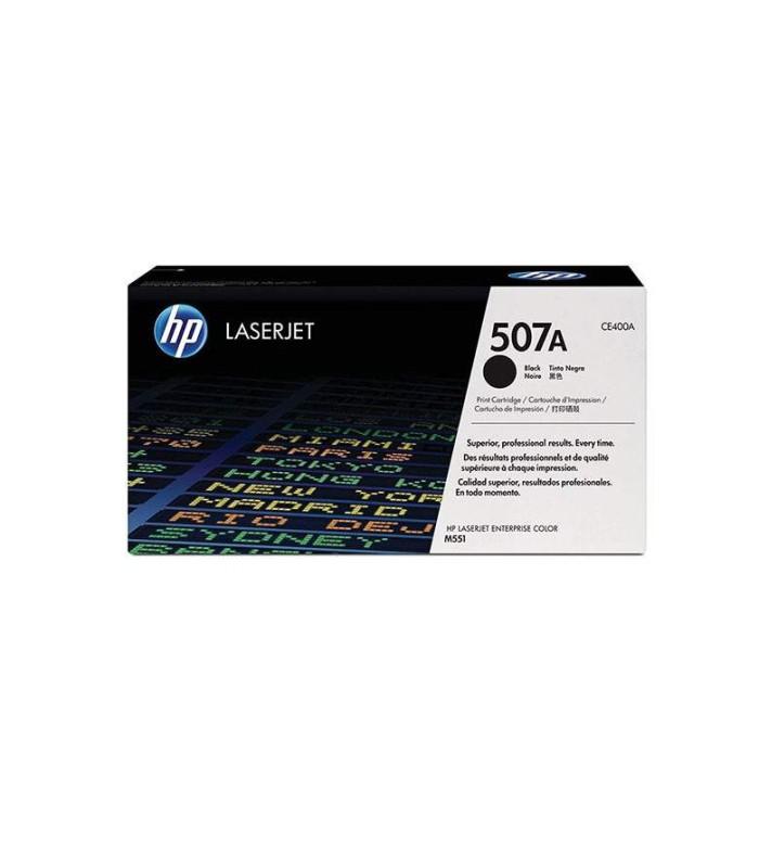 Tóner negro HP 507A LaserJet - CE400A