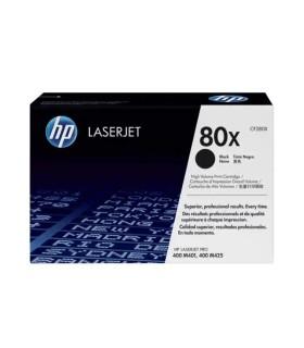 Tóner negro de alto rendimiento HP 80X LaserJet 2 Unidades - CF280XD