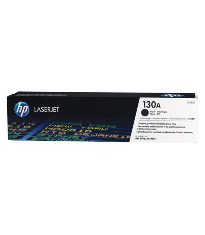 Tóner negro HP 130A LaserJet - CF350A