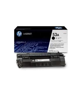 Tóner negro HP 53A LaserJet - Q7553A