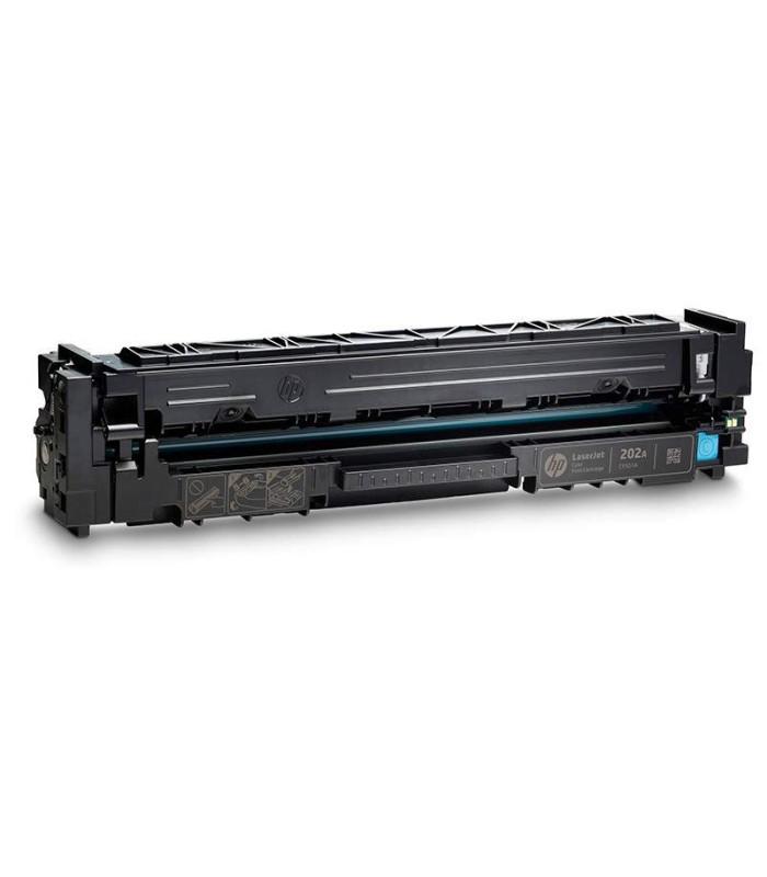 Tóner original LaserJet HP 202A cian - CF501A