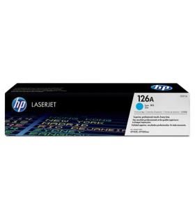 Tóner cian HP 126A LaserJet - CE311A