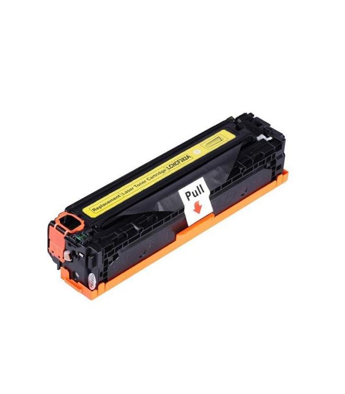Tóner original HP 312A LaserJet amarillo - CF382A