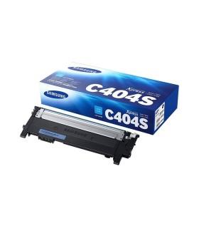 Cartucho de tóner Samsung CLT-C404S cian - ST970A