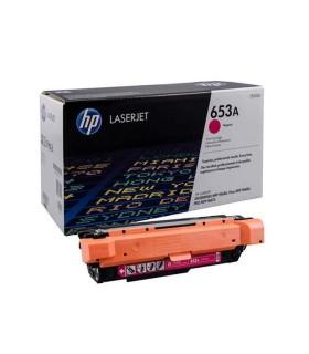 Tóner original HP 653A LaserJet magenta - CF323A