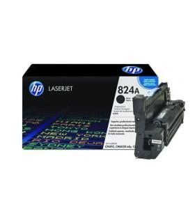 Tambor de imagen HP 824A LaserJet, negro - CB384A