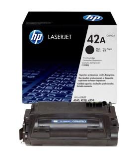 Tóner negro HP 42A LaserJet - Q5942A