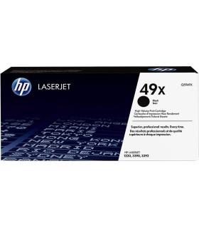 Tóner negro de alto rendimiento HP 49X LaserJet - Q5949X