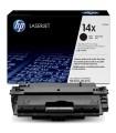 Tóner negro de alto rendimiento HP 14X LaserJet - CF214X