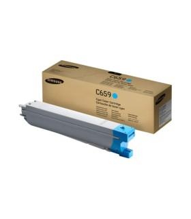 Tóner cian Samsung CLT-C659S - SU095A