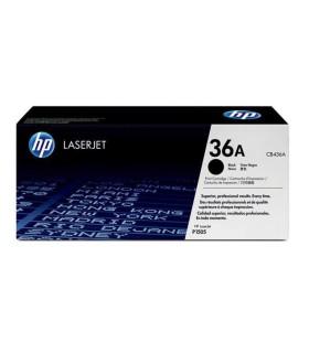Tóner negro HP 36A LaserJet - CB436A
