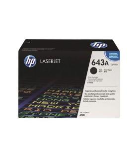 Cartucho original de tóner negro HP 643A LaserJet - Q5950A