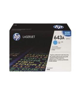 Tóner cian HP 643A LaserJet - Q5951A