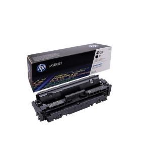 Tóner original HP LaserJet 410X negro de alta capacidad - CF410X