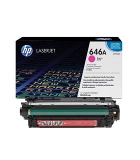 Tóner magenta HP 646A LaserJet - CF033A