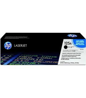 Tóner negro HP 125A LaserJet - CB540A