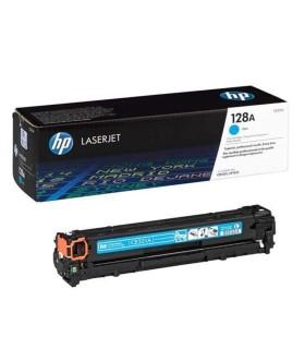 Tóner cian HP 128A LaserJet - CE321A