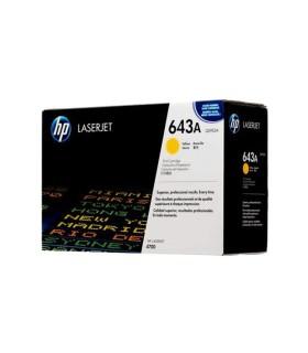 Tóner amarillo HP 643A LaserJet - Q5952A