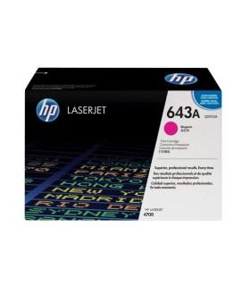 Tóner magenta HP 643A LaserJet - Q5953A