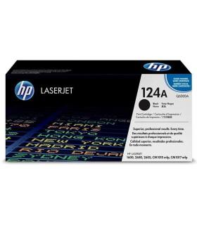 Tóner negro HP 124A LaserJet - Q6000A