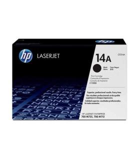 Tóner negro HP 14A LaserJet - CF214A