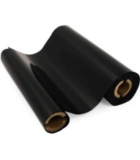 Cinta para impresoras térmica - 100 mm ancho  x 300 Metros de largo - Tipo RESINA