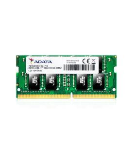 Memoria Ram 4GB Adata SO-DIMM DDR4 De 2400 MHz - AD4S2400W4G17-S