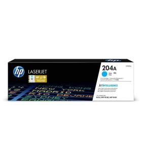 Tóner original LaserJet HP 204A cian - CF511A