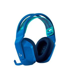 Diadema Inalámbrica RGB Azul Gamer Logitech G733 Con Micrófono - 981-000889