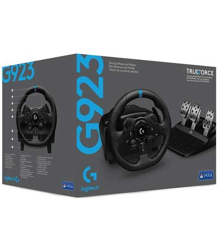 Timon Logitech G293 Racing Ps4 Y Pc Con Pedales