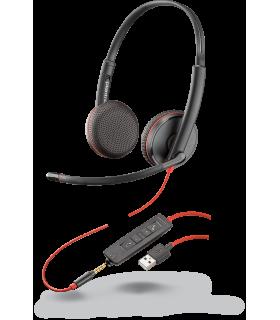 Diadema Blackwire C3220 - USB-A - 209745-22