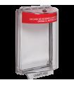 Cubiertas de fuego Universal Stopper - STI 13020FR Etiqueta en español