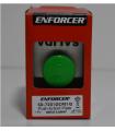 Pulsador con enclavamiento Enforce SD-7201GC-PE1