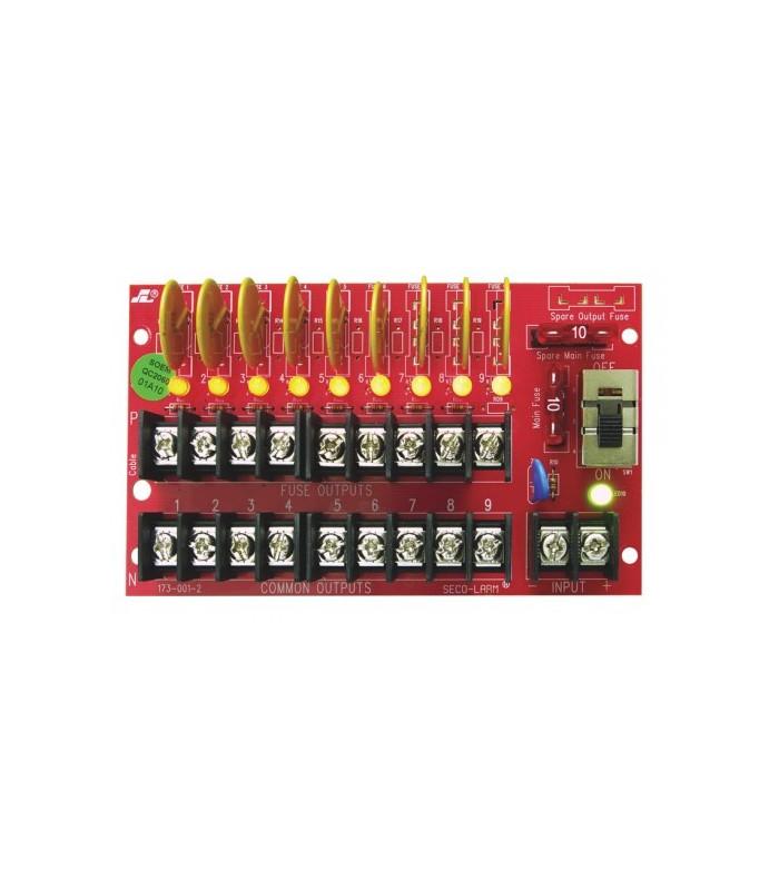 Tarjeta para distribución de alimentación 9 Salidas max 1.1A/salida - PD-9PSQ