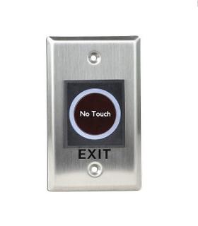 Botón No touch para abrir puerta control de acceso