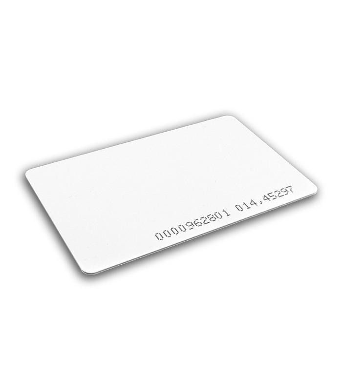 Tarjetas de proximidad RFID 125 Khz (delgadas)