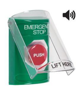 Stopper Sti Estación manual para salida de emergencia - SS21A1ES-ES