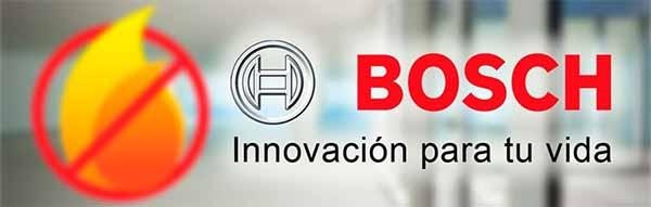 Bosch producto para prevención de incendio